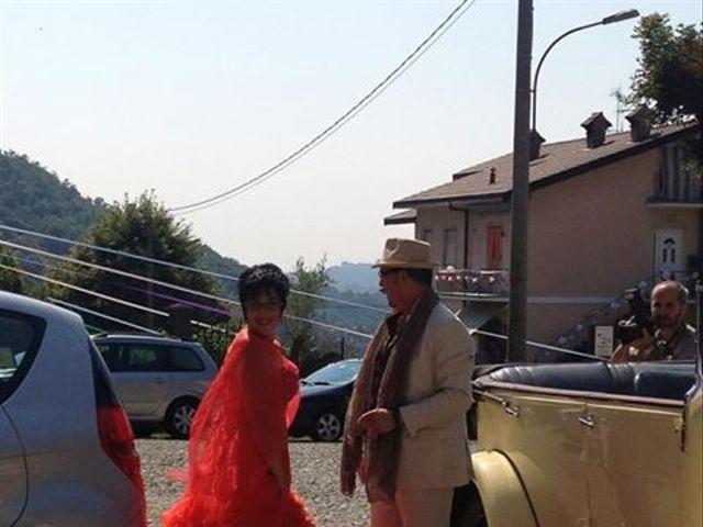 Il matrimonio di Eloise e Maurizio a Strozza, Bergamo 5