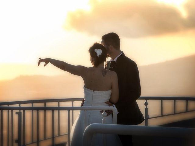 Il matrimonio di Angela  e Michele  a Sant'Antimo, Napoli 1