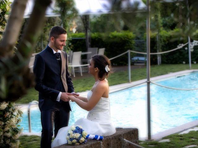 Il matrimonio di Angela  e Michele  a Sant'Antimo, Napoli 2