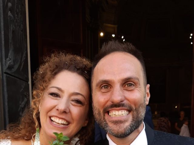 Il matrimonio di Francesco  e Tiziana  a Genzano di Roma, Roma 5