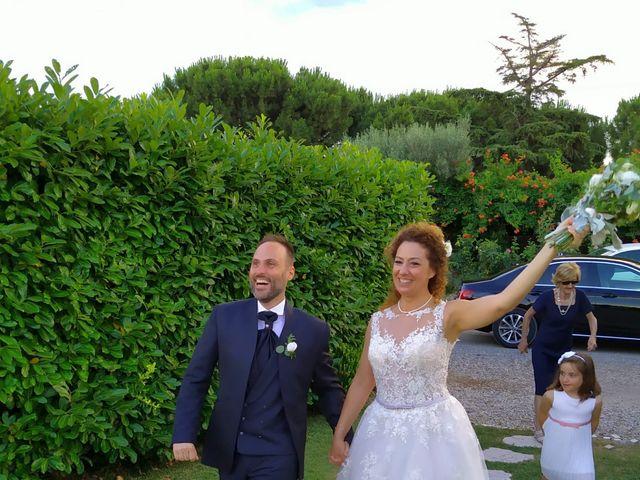 Il matrimonio di Francesco  e Tiziana  a Genzano di Roma, Roma 9