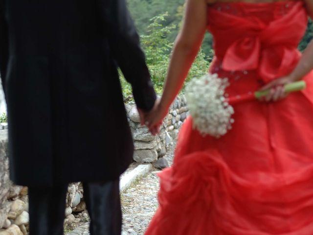 Il matrimonio di Eloise e Maurizio a Strozza, Bergamo 15