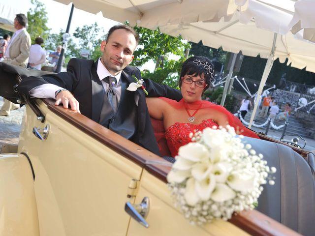 Il matrimonio di Eloise e Maurizio a Strozza, Bergamo 21