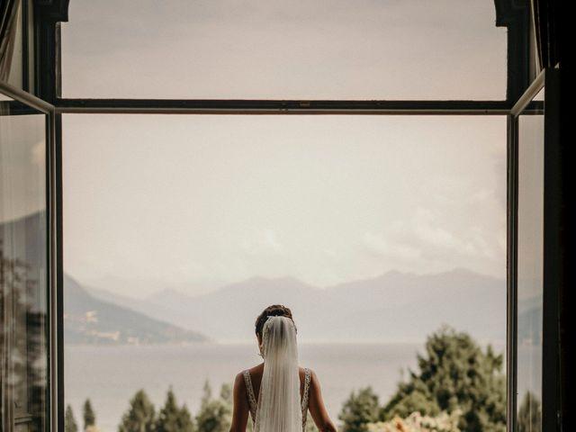 Il matrimonio di Nicolas e Alexandra a Stresa, Verbania 21