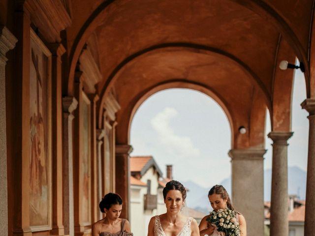 Il matrimonio di Nicolas e Alexandra a Stresa, Verbania 30