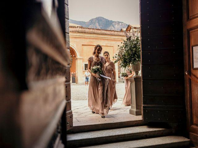 Il matrimonio di Nicolas e Alexandra a Stresa, Verbania 31