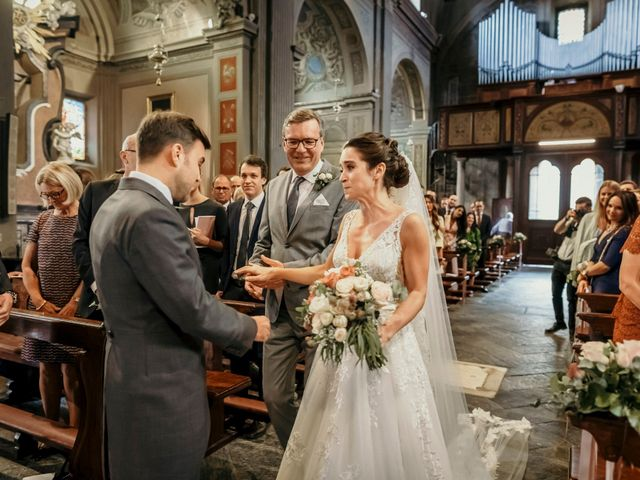 Il matrimonio di Nicolas e Alexandra a Stresa, Verbania 32