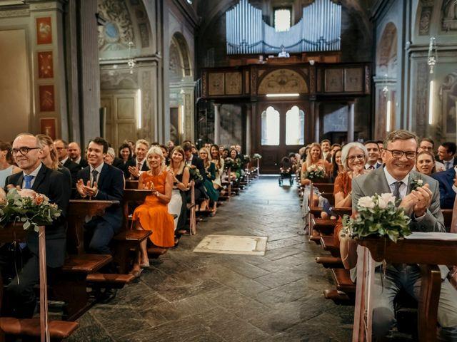 Il matrimonio di Nicolas e Alexandra a Stresa, Verbania 38