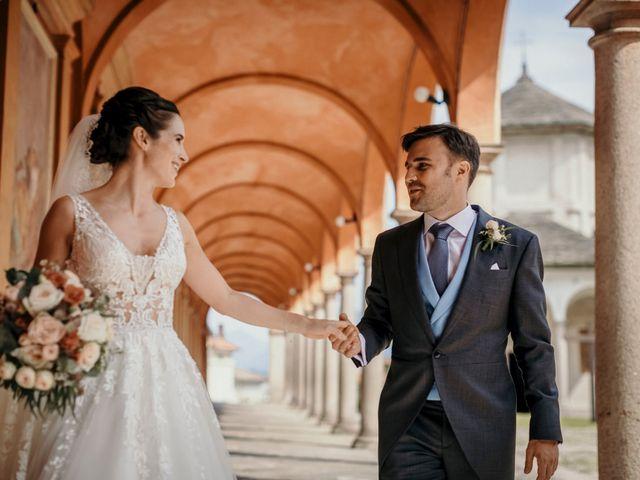 Il matrimonio di Nicolas e Alexandra a Stresa, Verbania 40