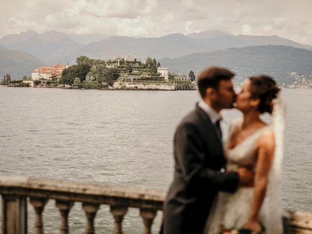 Il matrimonio di Nicolas e Alexandra a Stresa, Verbania 43