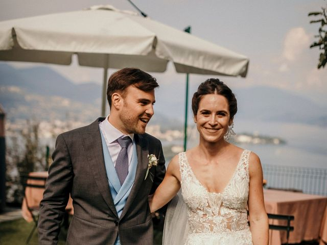 Il matrimonio di Nicolas e Alexandra a Stresa, Verbania 52