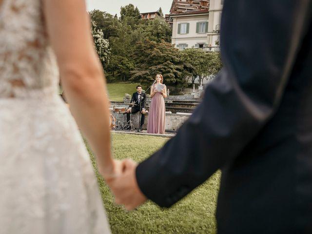 Il matrimonio di Nicolas e Alexandra a Stresa, Verbania 65