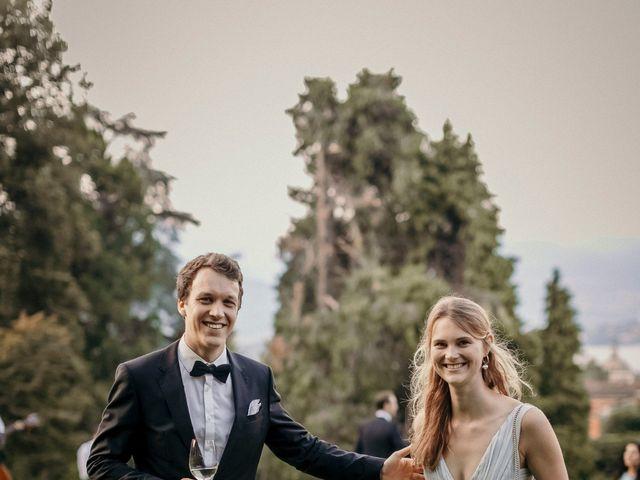 Il matrimonio di Nicolas e Alexandra a Stresa, Verbania 68