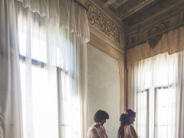 Il matrimonio di Vlad e Rodica a Granze, Padova 8