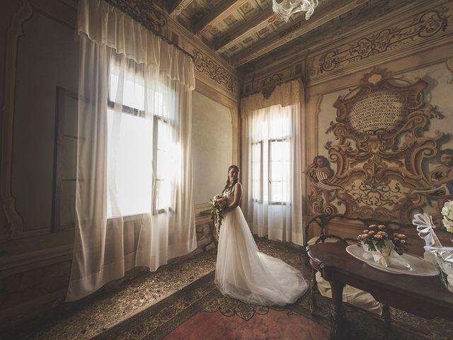 Il matrimonio di Vlad e Rodica a Granze, Padova 11
