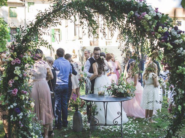 Il matrimonio di Vlad e Rodica a Granze, Padova 18