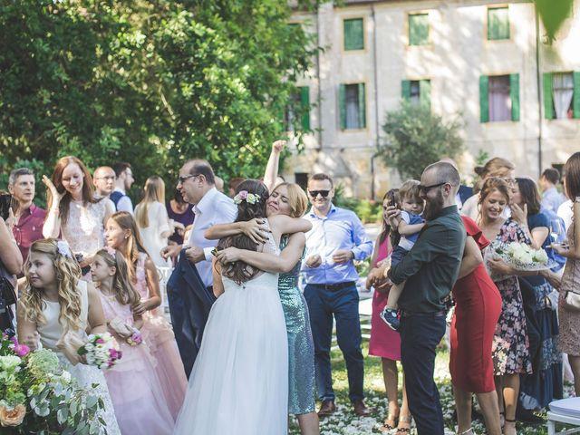 Il matrimonio di Vlad e Rodica a Granze, Padova 19