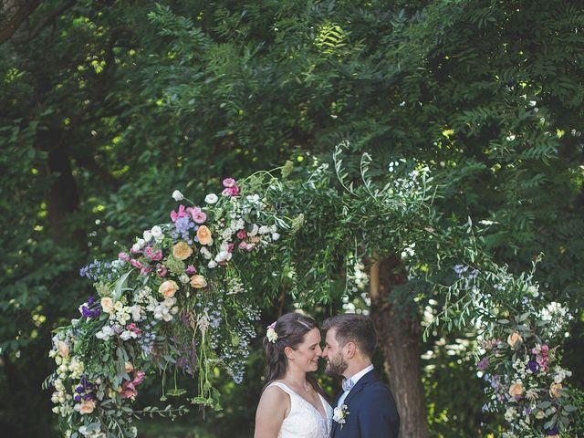 Il matrimonio di Vlad e Rodica a Granze, Padova 21