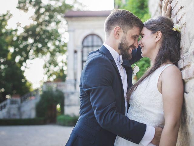 Il matrimonio di Vlad e Rodica a Granze, Padova 32
