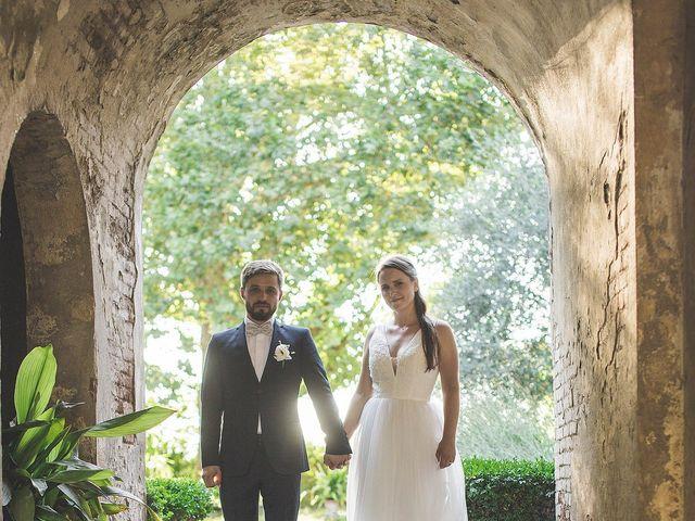 Il matrimonio di Vlad e Rodica a Granze, Padova 34