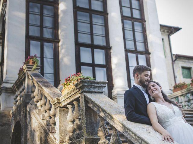Il matrimonio di Vlad e Rodica a Granze, Padova 35