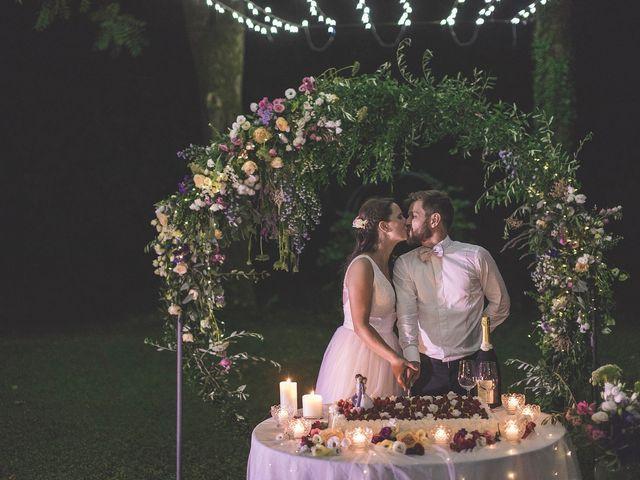 Il matrimonio di Vlad e Rodica a Granze, Padova 42