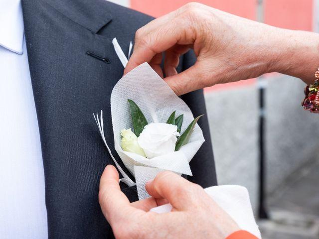 Il matrimonio di Rapo e Andrea a Milano, Milano 13