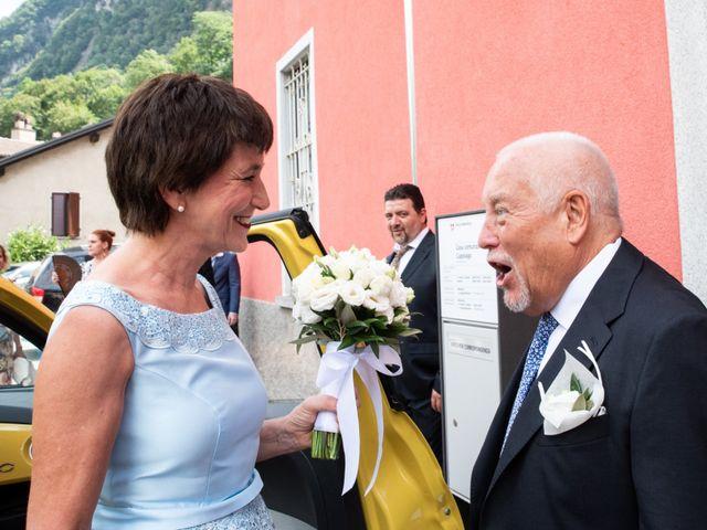 Il matrimonio di Rapo e Andrea a Milano, Milano 14