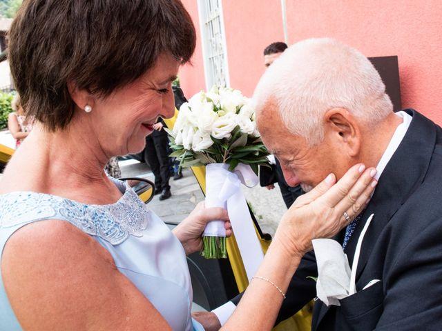 Il matrimonio di Rapo e Andrea a Milano, Milano 15