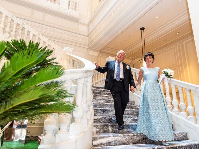 Il matrimonio di Rapo e Andrea a Milano, Milano 32