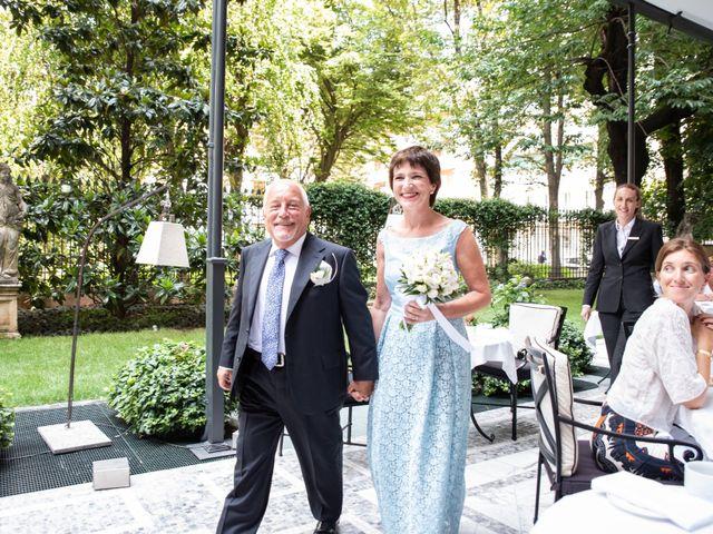 Il matrimonio di Rapo e Andrea a Milano, Milano 34