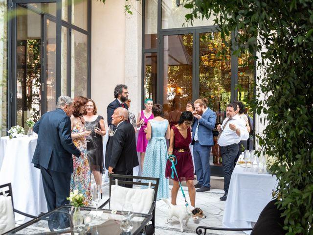Il matrimonio di Rapo e Andrea a Milano, Milano 37