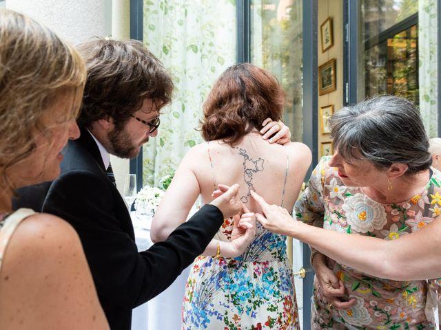 Il matrimonio di Rapo e Andrea a Milano, Milano 38