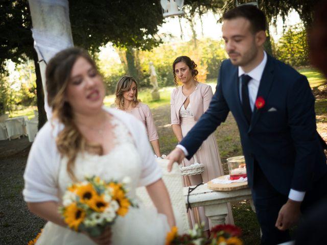 Il matrimonio di Andrea e Elena a Misano di Gera d'Adda, Bergamo 10