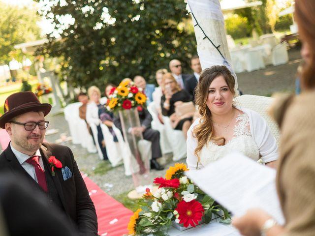 Il matrimonio di Andrea e Elena a Misano di Gera d'Adda, Bergamo 14