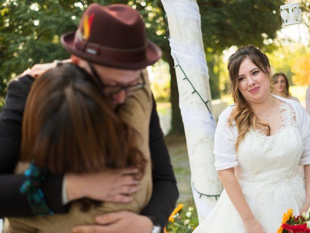 Il matrimonio di Andrea e Elena a Misano di Gera d'Adda, Bergamo 16