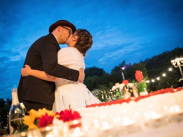 Il matrimonio di Andrea e Elena a Misano di Gera d'Adda, Bergamo 25