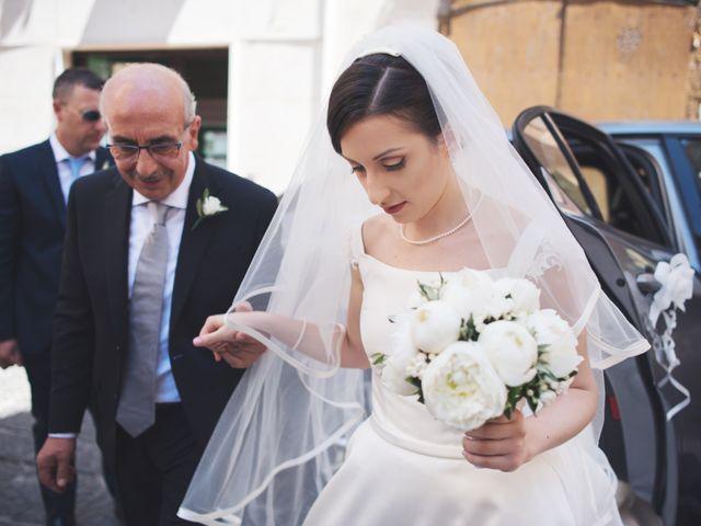 Il matrimonio di Antonio e Giusy a Caiazzo, Caserta 19