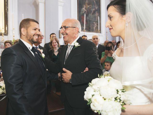 Il matrimonio di Antonio e Giusy a Caiazzo, Caserta 21