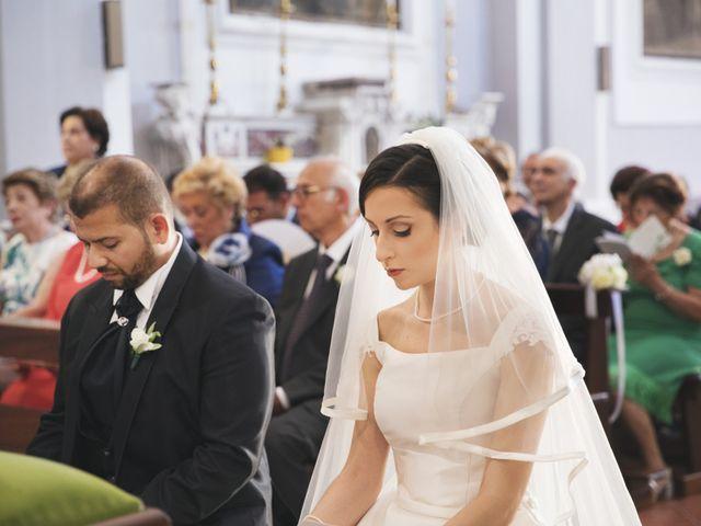Il matrimonio di Antonio e Giusy a Caiazzo, Caserta 23