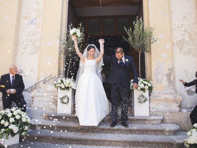 Il matrimonio di Antonio e Giusy a Caiazzo, Caserta 34