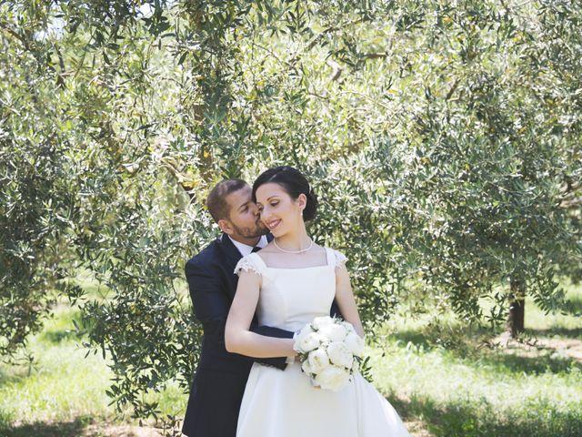 Il matrimonio di Antonio e Giusy a Caiazzo, Caserta 39