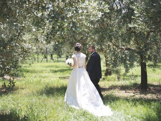 Il matrimonio di Antonio e Giusy a Caiazzo, Caserta 41