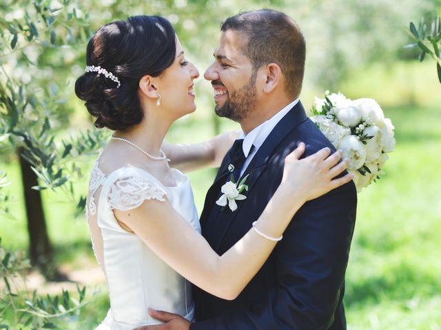 Il matrimonio di Antonio e Giusy a Caiazzo, Caserta 43