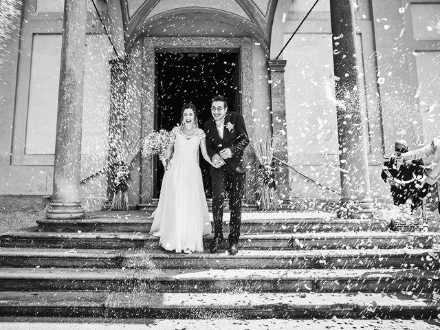 Il matrimonio di Luca e Alice a Barlassina, Monza e Brianza 17