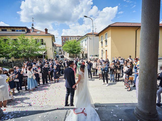 Il matrimonio di Luca e Alice a Barlassina, Monza e Brianza 33