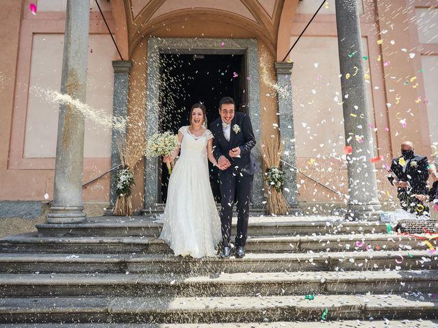 Il matrimonio di Luca e Alice a Barlassina, Monza e Brianza 34