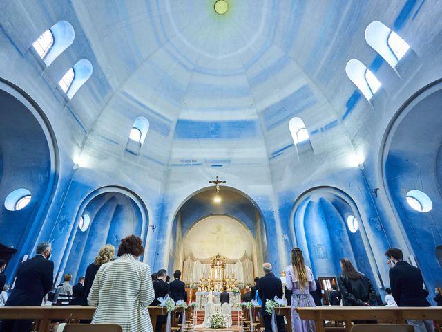 Il matrimonio di Luca e Alice a Barlassina, Monza e Brianza 38