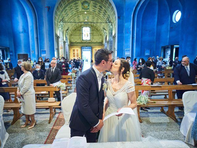 Il matrimonio di Luca e Alice a Barlassina, Monza e Brianza 39