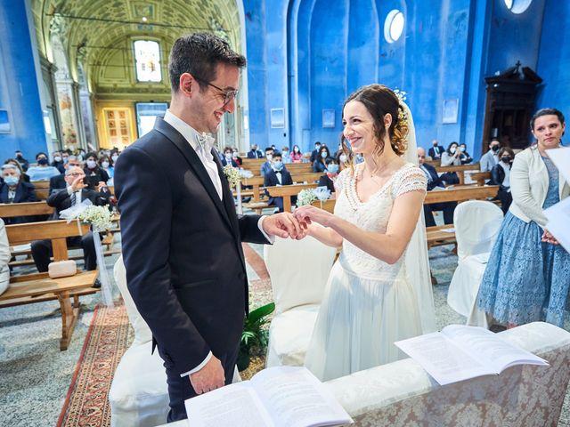Il matrimonio di Luca e Alice a Barlassina, Monza e Brianza 40
